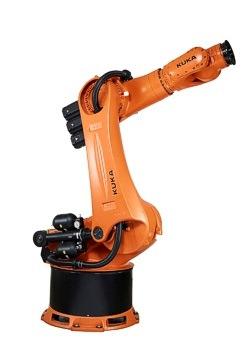 Робот для сварки Kuka KR 240