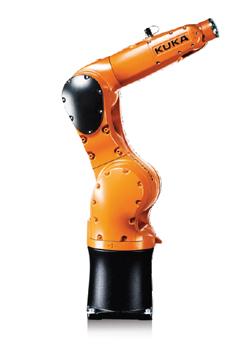 Робот для фрезировки Kuka KR 6 R700 Sixx (KR Agilus)