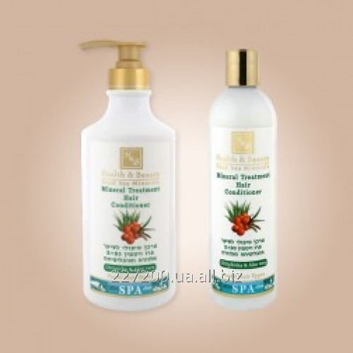 Buy Hair conditioner with minerals of the Dead Sea Health and Beauty 780 ml