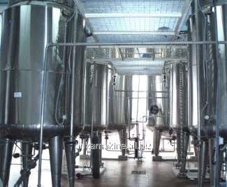 Купить Сушильное оборудование по производству сывороточно-белковых концентратов КСБ