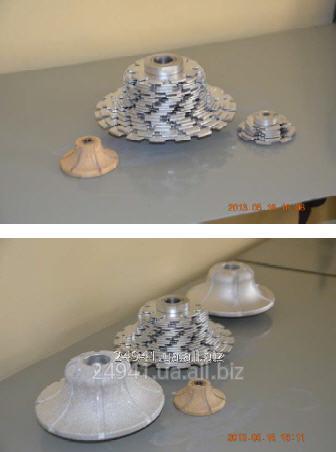 Купить Алмазные фасонные круги, профильные ролики