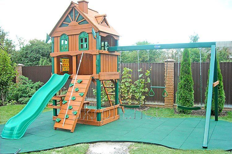Детский игровой комплекс КАЛИФОРНИЯ