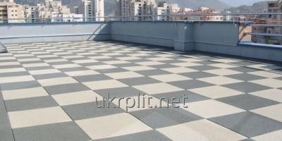 Противоскользящее резиновое покрытие для крыши
