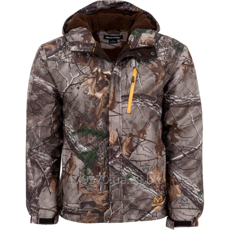 Куртка охотничья утепленная Mossy Oak Men's Weather Jacket