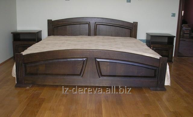 """Деревянные кровати из натурального дерева """"Джулия"""""""