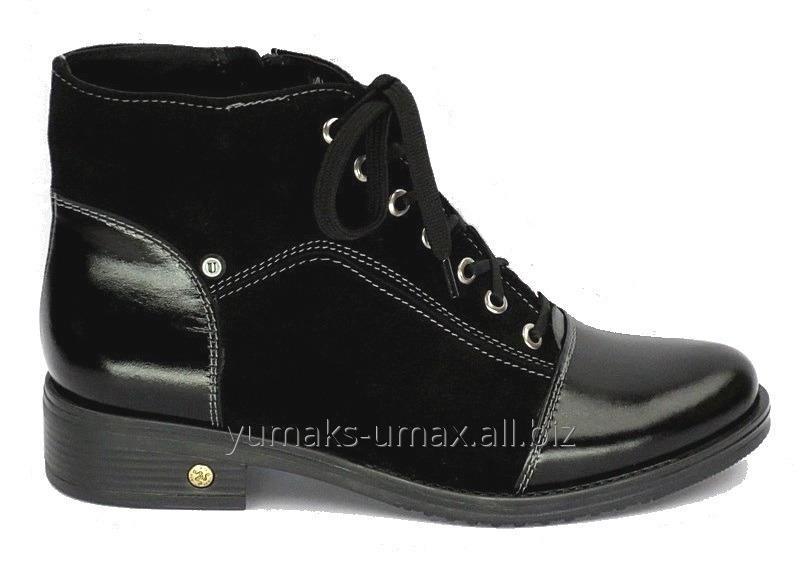 032db2673 Ботинки женские кожаные модель Тринити 2 купить в Днепр