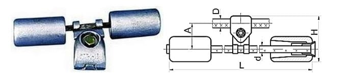 Buy Quencher of GPG-0,8-9,1-400 of vibration