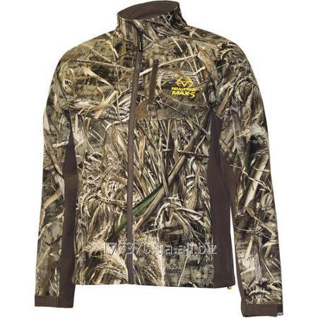 Куртка охотничья демисезонная Mossy Oak Softshell Realtree Jacket