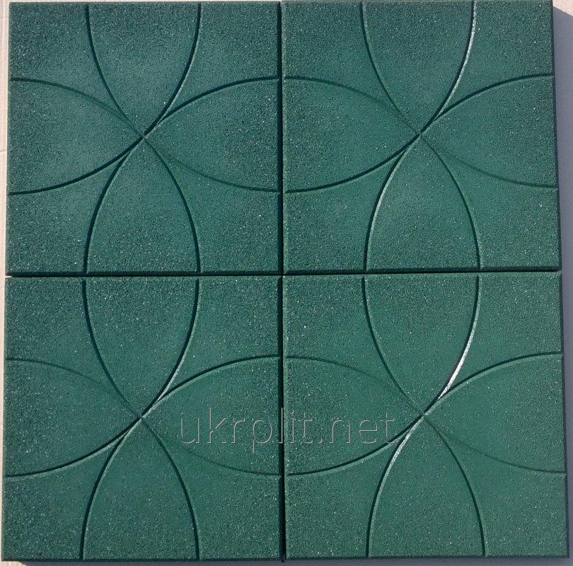 Safety tile Pattern of 30 mm