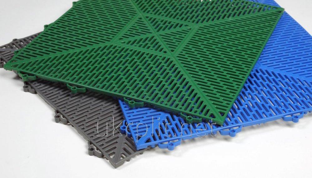 Модульное напольное покрытие для зон отдыха