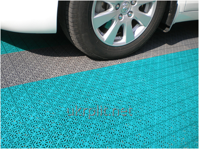 Buy Modular floor covering for the parking of the Car