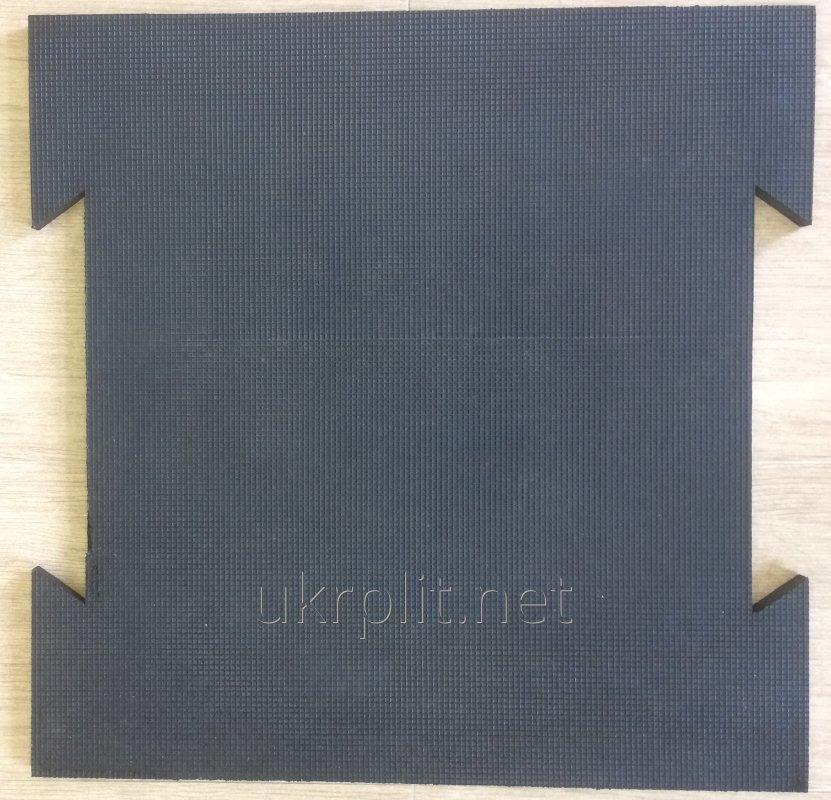 Вулканизированная плитка для промышленных полов