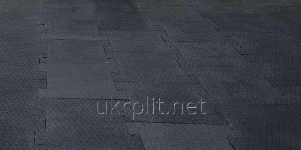 Резиновое напольное покрытие для ледовых стадионов