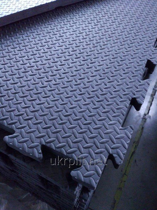 Резиновые коврики, маты  для коровников, денников, свинарников  1200х1800х27 мм с зацепами