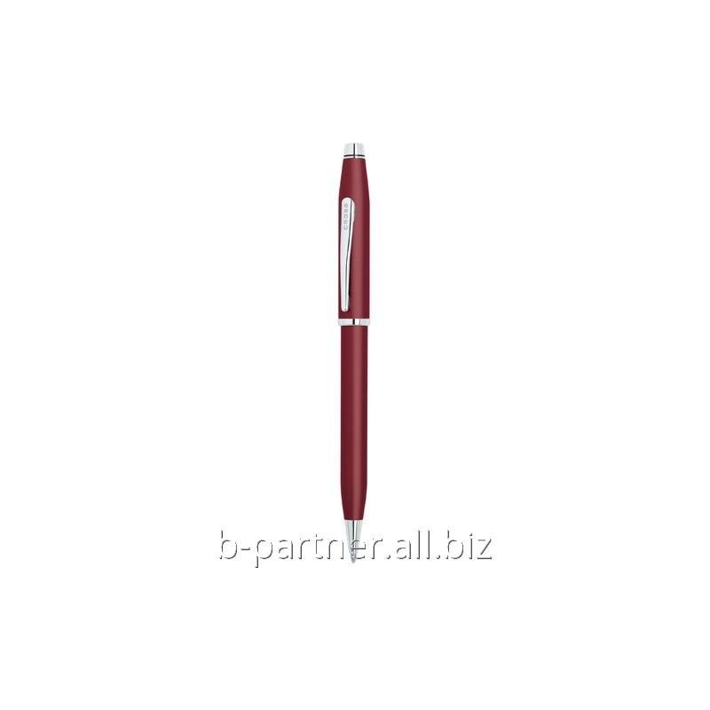 Ручка шариковая Century II Ruby BP