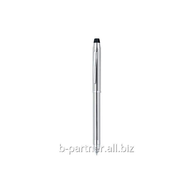 Ручка мульти Tech 3 Lustrous Chrome BP+BP+PCL