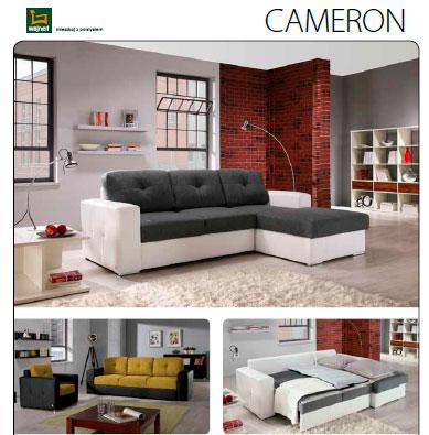 угловой раскладной диван Cameron купить диван киев купить в киеве