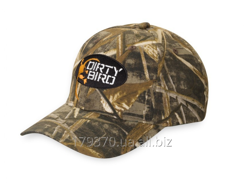 Кепка охотничья Browning Dirty Bird Cap - Realtree Max-5