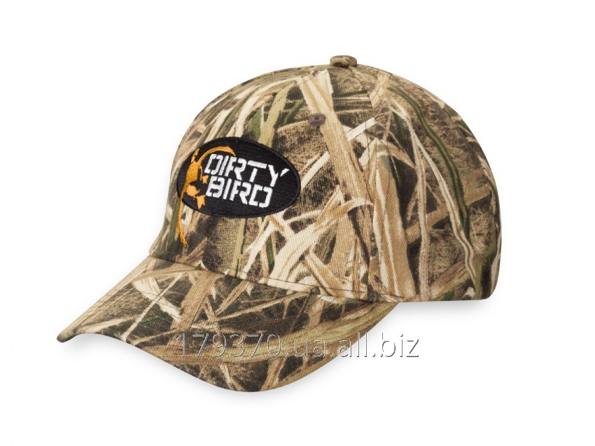 Кепка охотничья Browning Dirty Bird Cap - Mossy Shadow Grass Blades