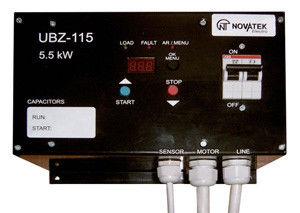 Блок защиты однофазных электродвигателей УБЗ-115