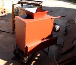 Buy The equipment for processing of plastic products - the Press for PET-bottles (crushing of the Cullet)