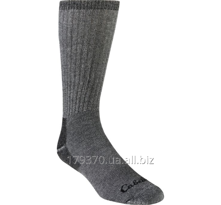 Термоноски для охоты Cabela's Men's Medium-Weight Wool Boot Socks