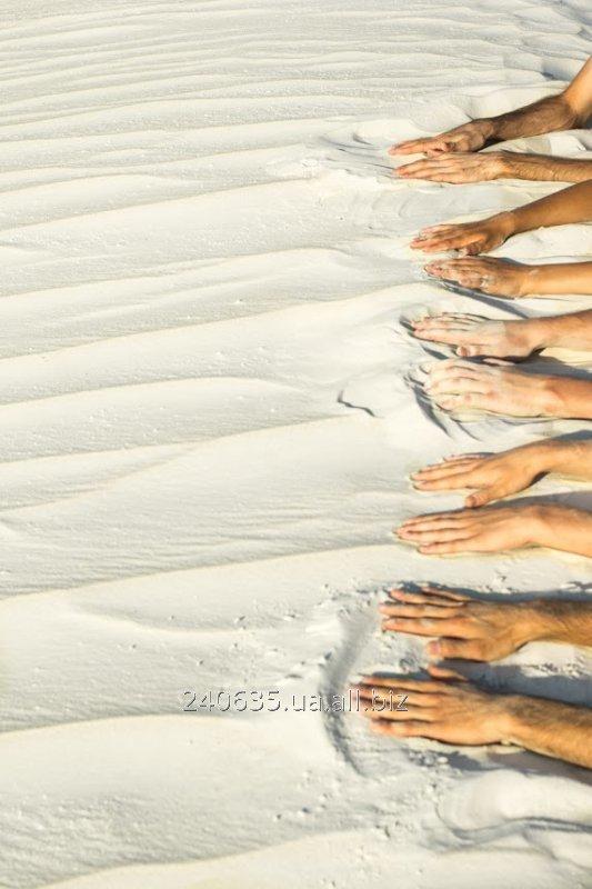 Кварцевый песок 0.2-0.4 мм