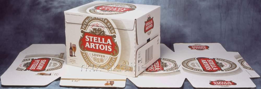 Упаковка торговая для напитков