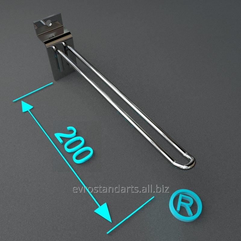 Крючки для торгового оборудования на экономпанели