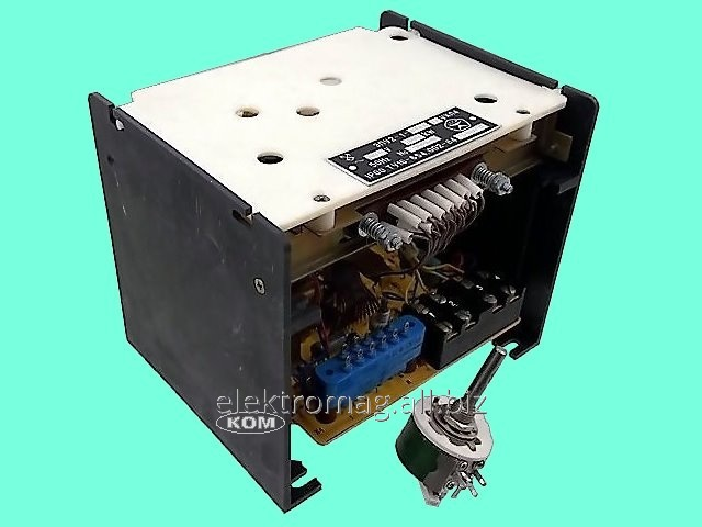 Электропривод ЭПУ-2-1-271Е, код товара 31374