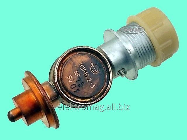 Электровакуумный прибор НЭМ0,2-3 насос вакуумный, код товара 38620