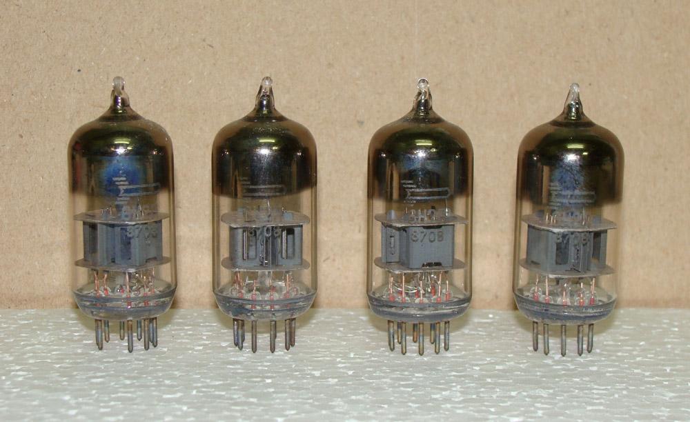 Лампа 6Н2П