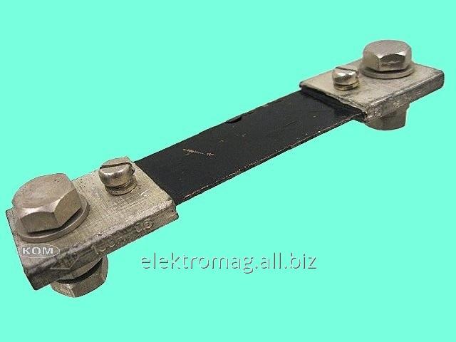 Шунт 75ШС-100Ампер, код товара 34251