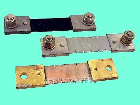 Шунт 75ШСММ3-100Ампер, код товара 35323