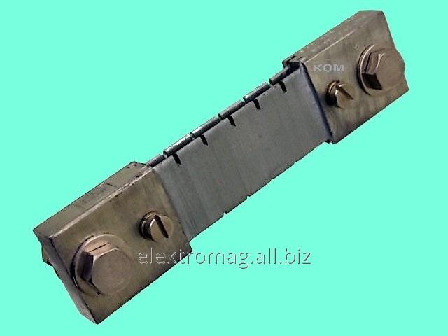 Шунт 75ШСММ3-200Ампер, код товара 34653
