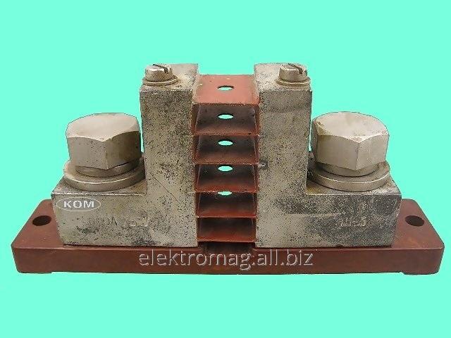Шунт Ш-3 1000А 75mv, код товара 33640