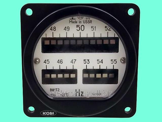 Частотометр В81 45-55 Гц., код товара 37140