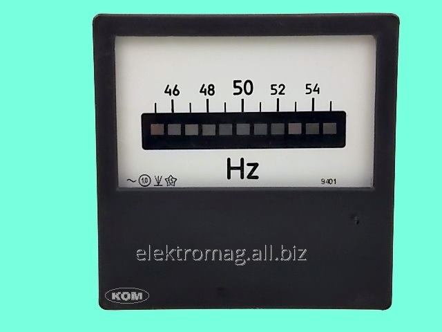 Buy Hz frequency meter B89 45-55., product code 37141