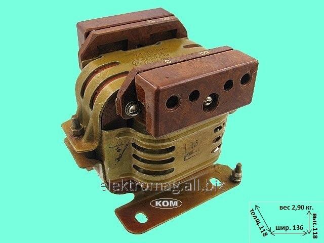 Трансформатор силовой ОСС-0,1-50Гц. /380В/220 В, код товара 30145