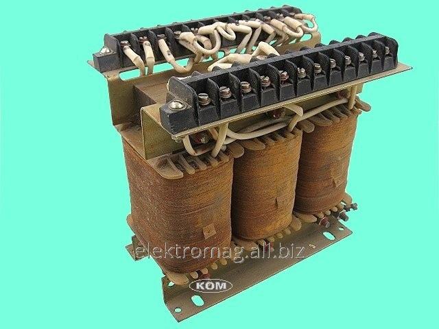 Трансформатор силовой ТСМ-0,8квт-3х127/64/27, код товара 34514