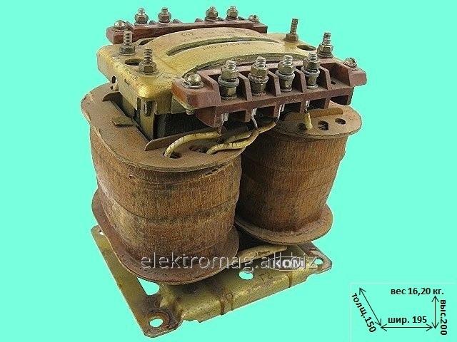 Трансформатор силовой ОСМ1-1,6, код товара 32561