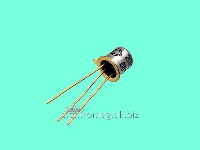 Транзистор полевой 1Т115Б, код товара 21468