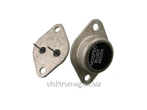 Транзистор биполярный BU207, код товара 31263