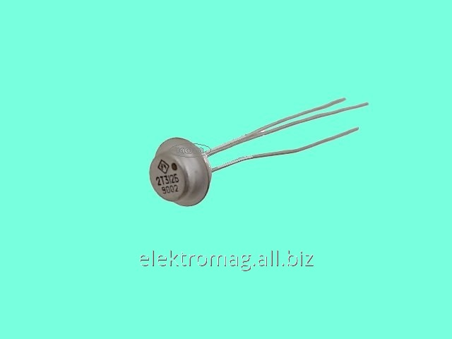 Транзистор биполярный КТ307ВМ, код товара 30624