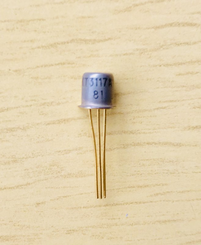 Buy Transistor bipolar KT3117A, product code 21492