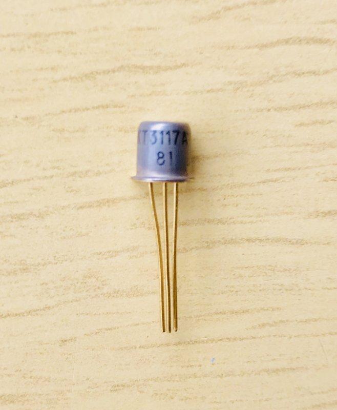 Транзистор  КТ3117Б