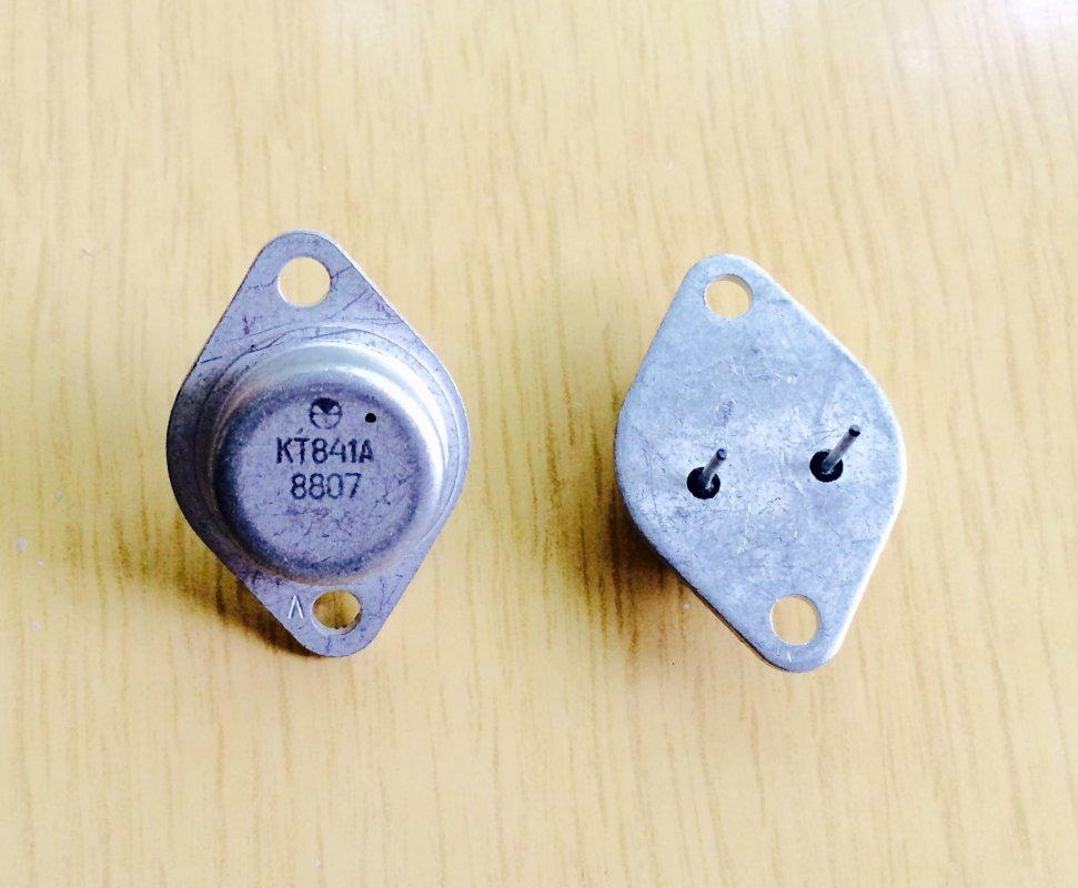 Транзистор КТ841А