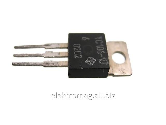 Тиристор штыревой ТЧИ100-04, код товара 30951