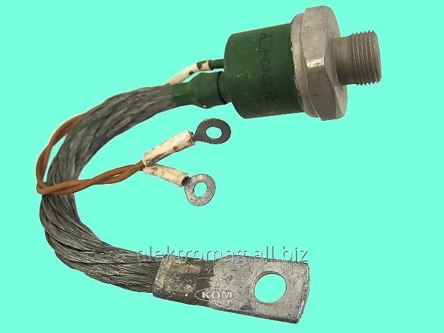 Тиристор хвостовой ТС80-04, код товара 28090