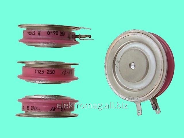 Тиристор таблеточный КУ108, код товара 27827